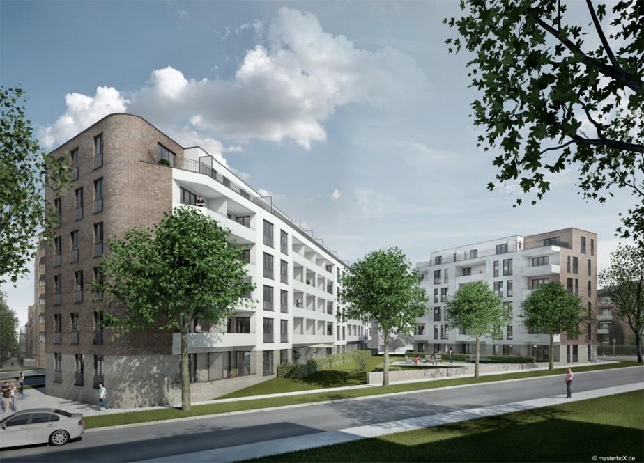 APB. Architekten | Sievekingdamm | 1. Preis | 2010