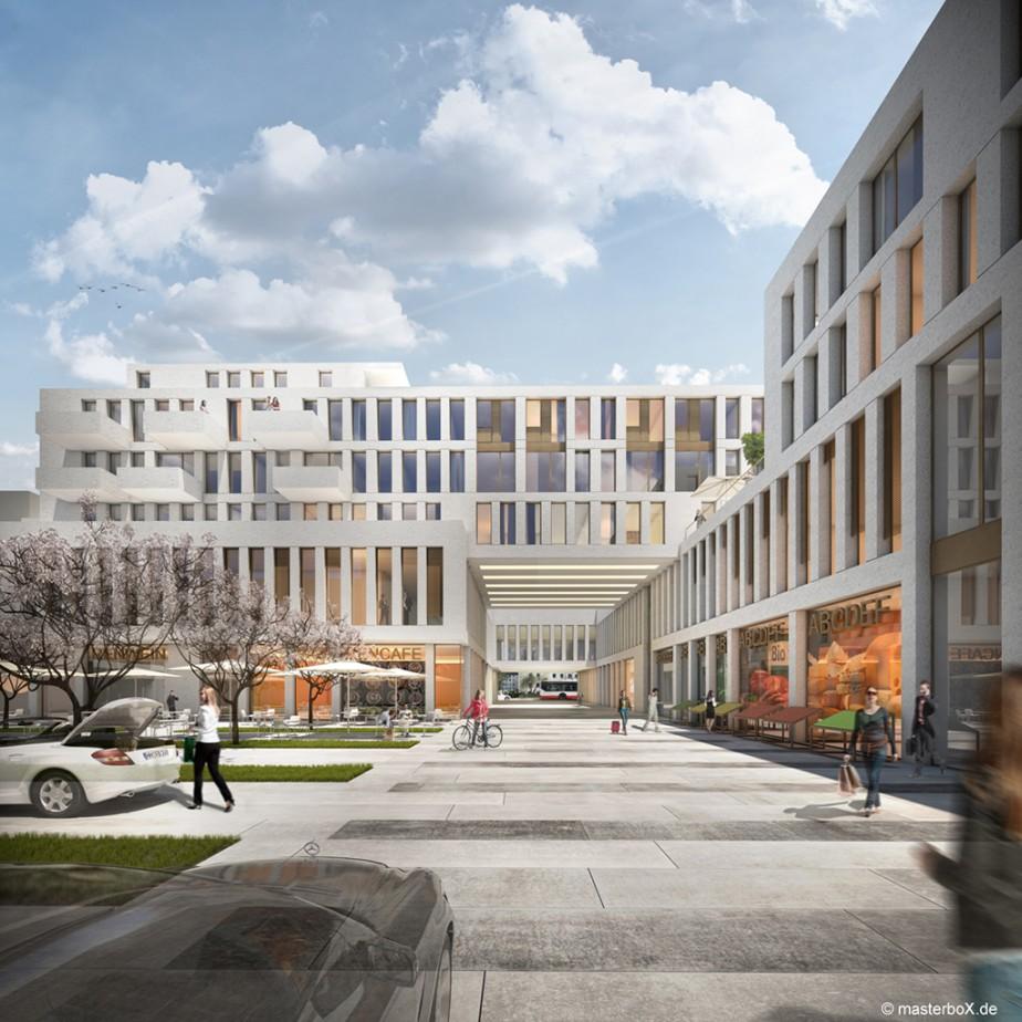 Boge Johannsen Architekten | Rentzelhof Hamburg