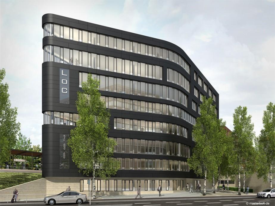 Behrendt Gruppe | Friedensallee Hamburg | SEHW Architekten | 2007