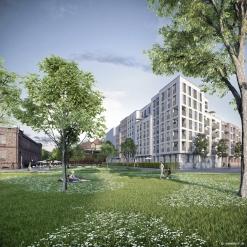 Behrendt Gruppe | Neue Mitte Altona | BIWERMAU Architekten BDA | 2016