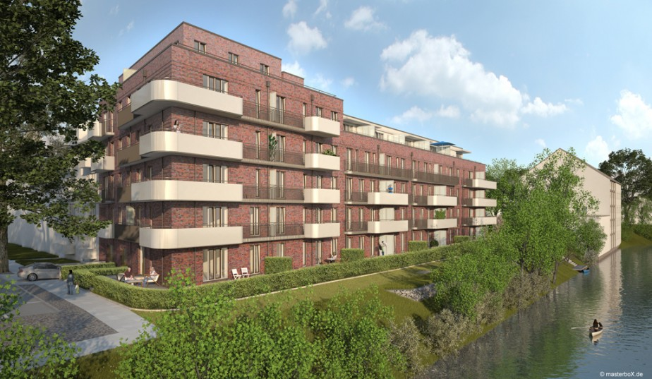 Behrendt Gruppe | Witthof Hamburg | APB. Architekten | 2012