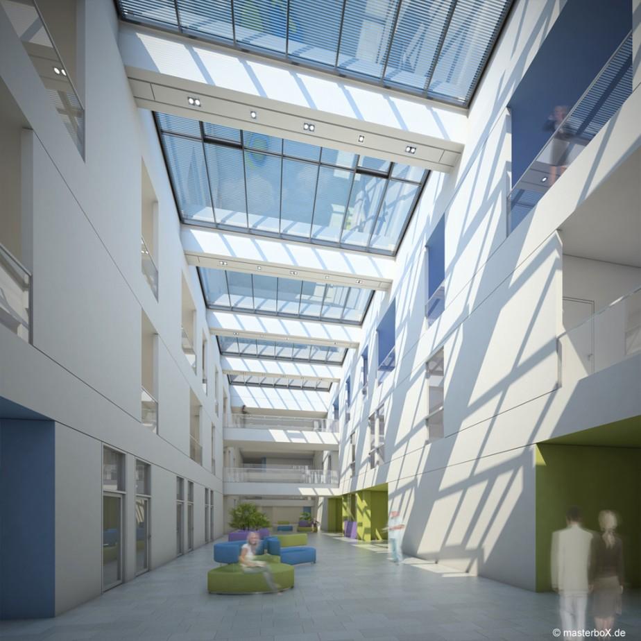 Henke + Partner | Albertinen Krankenhaus