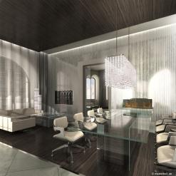 Hadi Teherani AG | Designhotel Moskau