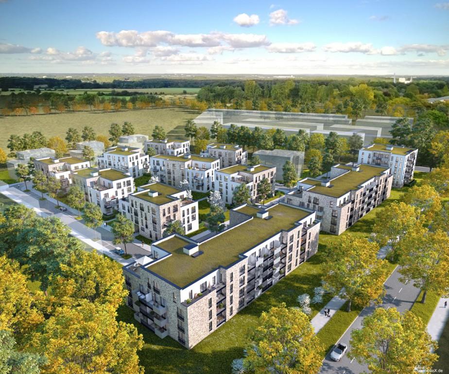 NCC Deutschland | Tienrade Hamburg | Dirk Hansen Architekten