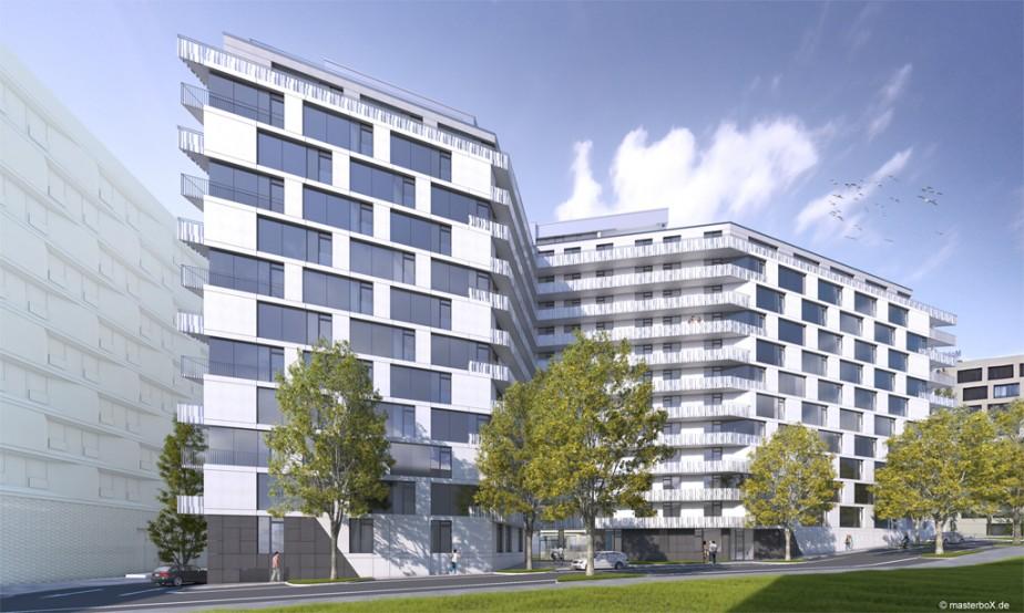 Otto Wulff Projektentwicklung GmbH | Neuer Hühnerposten Hamburg | nps Tchoban Voss Architektur und Städtebau | 2013