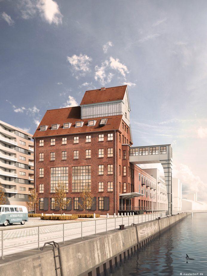 Speicher 281 | Große Elbstraße, Hamburg | SEHW Architekten | 2019