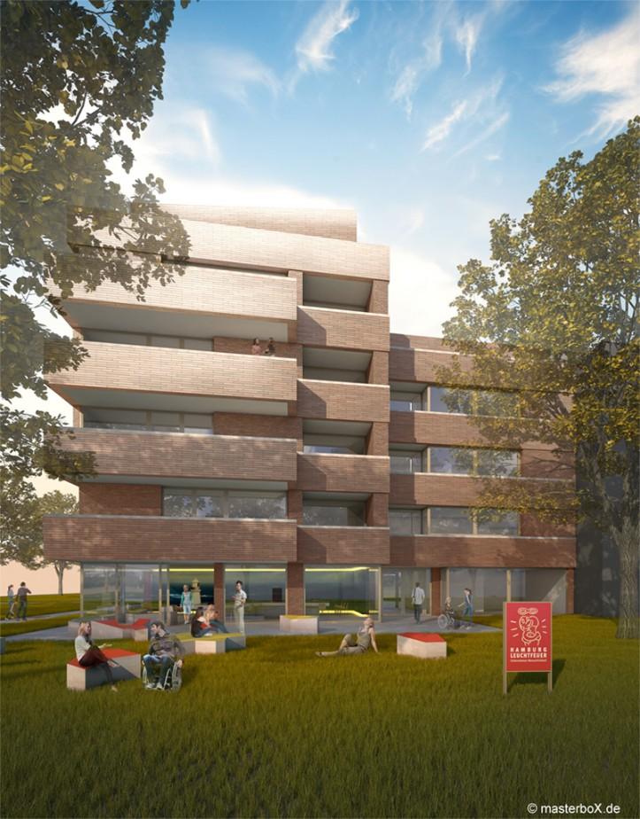 Hamburg Leuchtfeuer | Hospitz Finkenau | SEHW Architekten