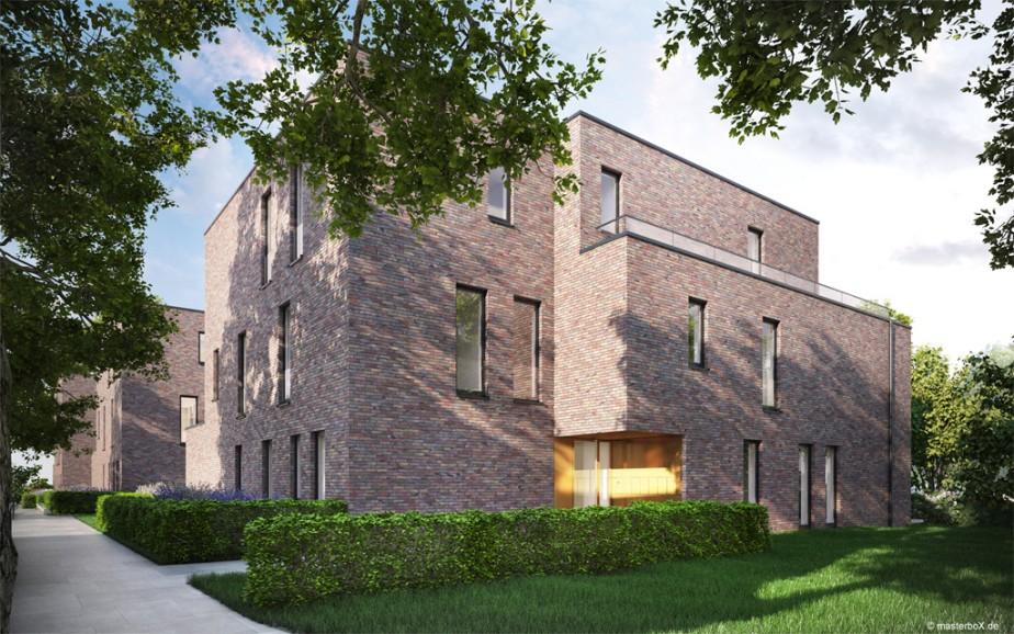 Frank Gruppe | Im Alten Dorfe Hamburg | SEHW Architekten | 2013