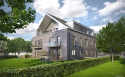 4. SMP Grundstücksgesellschaft | Ahrensburger Weg Hamburg | SEHW Architekten