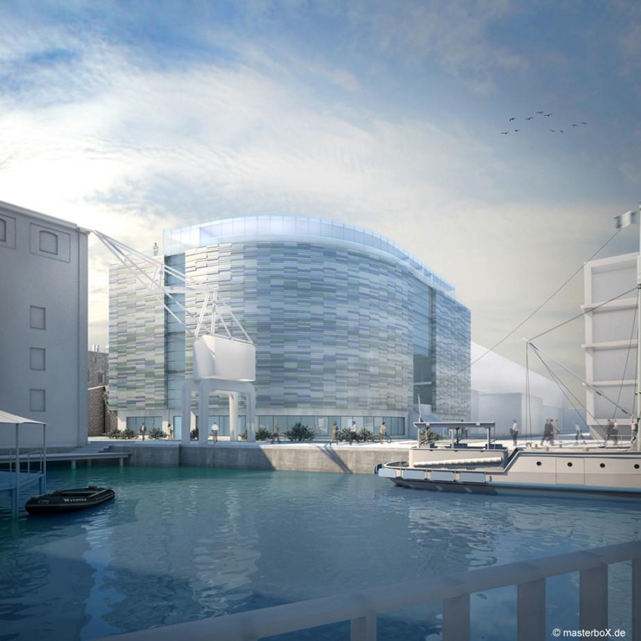 Windels Architekten | InnovationCampus Green Technologies Hamburg Harburg